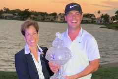Celebrating Kevin Mitchell's 2018 Honda Classic win
