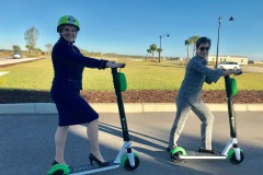 In-the-field research for local micro-mobility